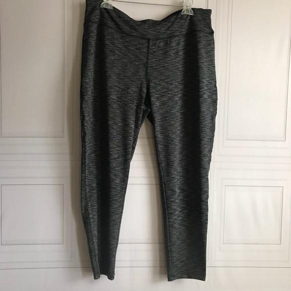 bd67d454cd VOGO Pants | Curvy Athletica 2x Crop Workout Gray | Poshmark